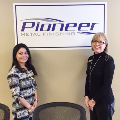 Pioneer Metal Finishing Opens Heart To Wigs 4 Kids