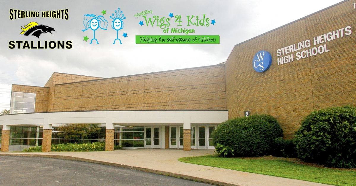 Let S Go Sterling Heights Stallions Wigs4kids Of Michigan Blog