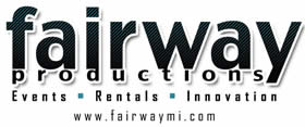 Sponsors of  Wigs 4 Kids of Michigan - Fairway-Productions-Logo