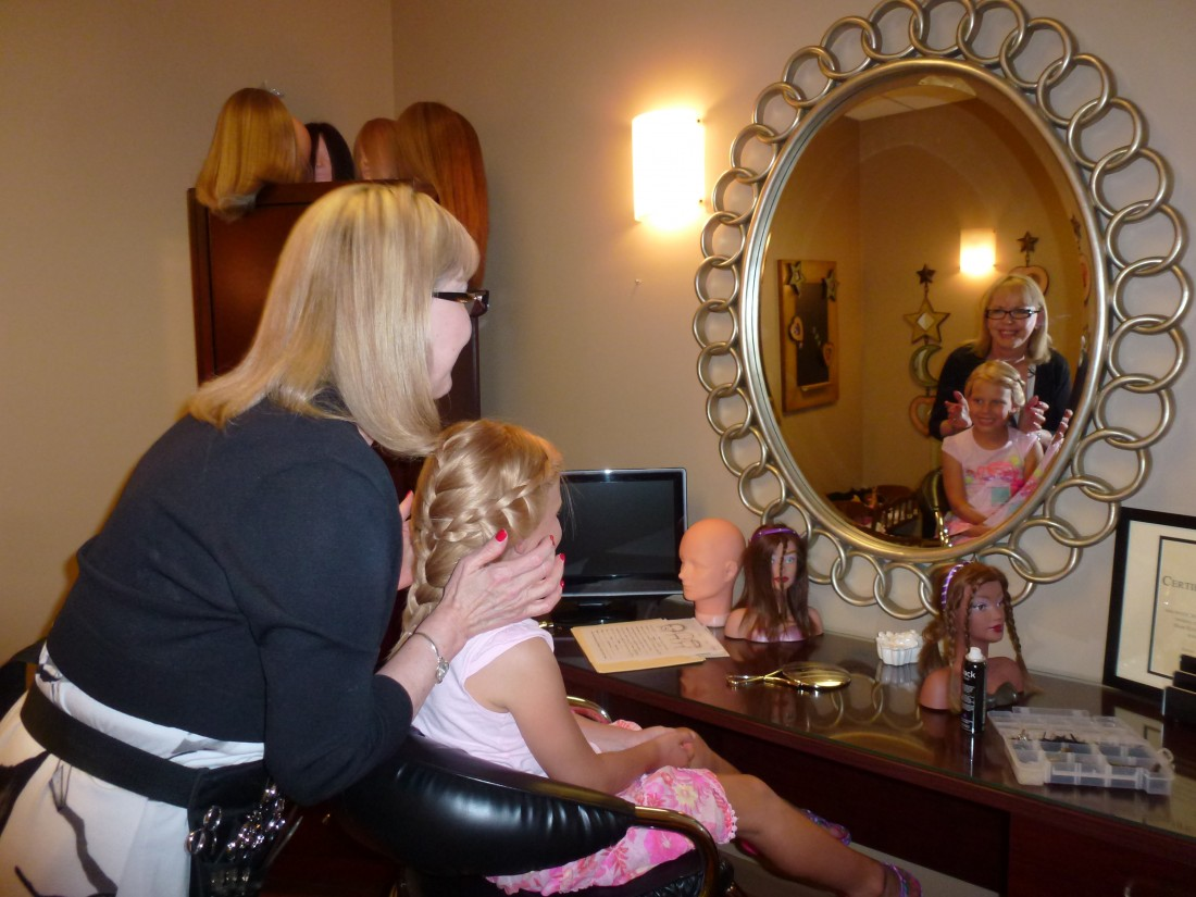 Capital Campaign - Maggie's Wigs 4 Kids of Michigan - Macy_Lemmen_7-19-2014