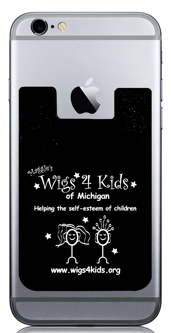 Merchandise - Wigs4Kids of Michigan   - phonewallets2