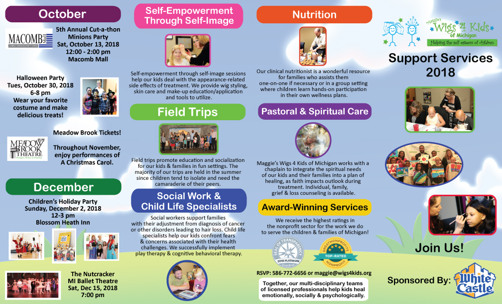 Support services for Children and Families in Michigan  - 2018-Support-Services-Brochure-Back