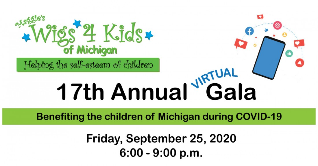 17th Annual Virtual Gala - Wigs 4 Kids of Michigan Charity Events and Gala - FBCoverPhoto-Gala2020(1)