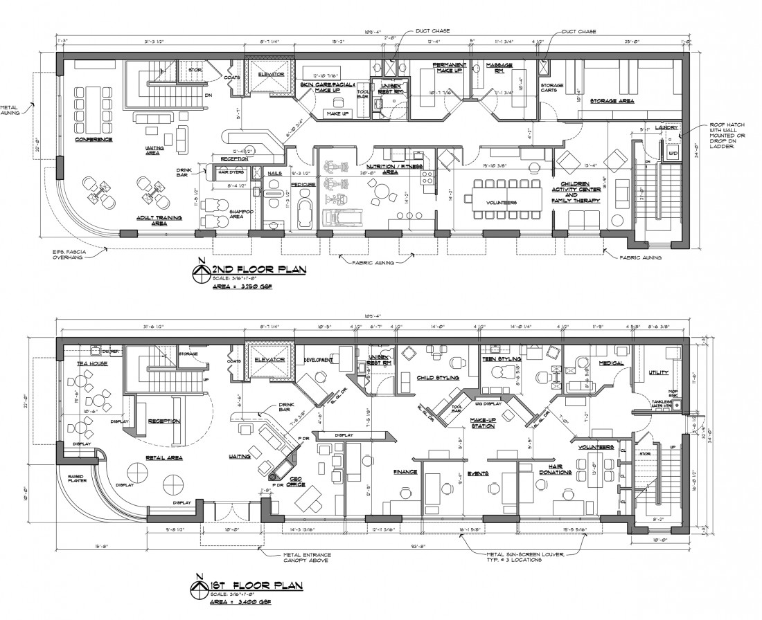 Capital Campaign - Maggie's Wigs 4 Kids of Michigan - MW4K-(A-2)-FLOOR-PLANS-2