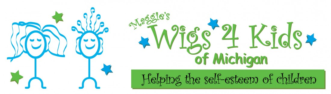 Creating a Total Image - Maggie's Wigs 4 Kids of Michigan - Maggie's_Wigs_4_Kids_Logo