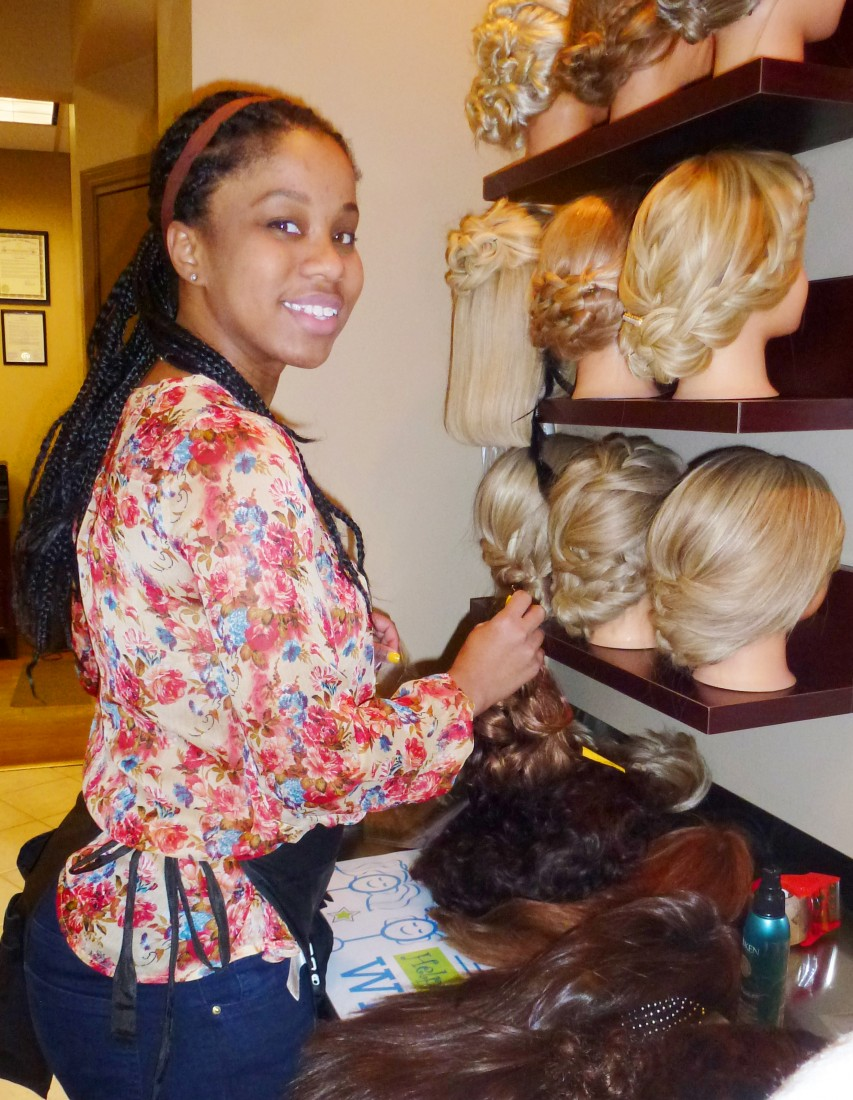 Wigs4Kids of Michigan - How You Can Help - Toya_Orlikowski_Cosmetologist