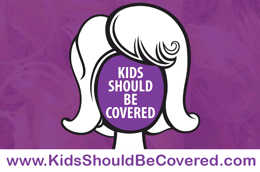 Kids Should Be Covered Wig Bills - Maggie's Wigs 4 Kids of Michigan - kids-should-be-covered-flyer2