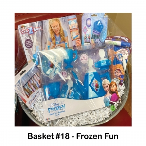 Disney Frozen II Cra-Z-Snow,                      Disney Frozen Microphone,                                   Disney Frozen Tea Set,                             Disney Frozen II Imagine Ink, Disney Frozen II Crayons