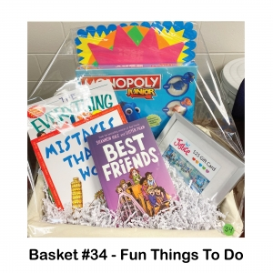 $25 Justice Gift Card Books: Best Friends, Everything Kids, Mistakes That Worked, Finding Dory Monopoly Game, Poster Shapes Crafts