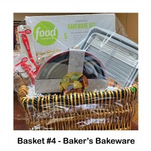 Bakeware Set, Cookie Sheets baking set, Mixing bowls set,            2 Cup - measuring cup,            Measuring spoons,            Spatula