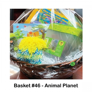 Animal Planet Safari Figures, Glow in the Dark Dino Puzzle, Hat, Space Water Bottle, Wooden Puzzle