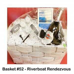 "$50 Detroit Princess Gift Card, 2 Wine Glasses, 8"" Waterford Crystal Bowl, 9 Votive Glass Candle Holder, Black Cloth Napkin, Light Up Votive Candles, Champagne"