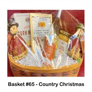 $25 Cracker Barrel Gift Card, Cracker Barrel Fried Apples, Cracker Barrel Muffin Mix, Grand Traverse Riesling, His & Her Snowman Set