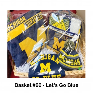 U of M Blanket,