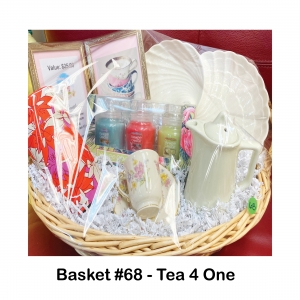 $25 Pink House Tea Gift Card,