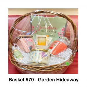 Afternoon Escape Spray, Beaded Bracelet, Create a Garden Hideaway Bag, Yankee Candles: Apricot Rose, Honey Nougat, Magical, Peony, Wick Trimmer