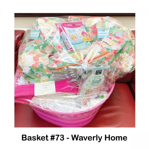 12 Non-Slip Hot Pink Hangers, Anti-stress Microwaveable Sinks Pillow, Turbie Twist Hair Towel and Shower Cap set, Warm Vanilla Sugar Mist, Waverly Home Large Duffle, Waverly Insulated Lunch Tote, Waverly Pouch