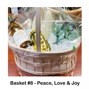 Peace, Love & Joy Jar,									