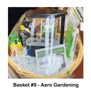 Miracle-Gro Shake 'n' Feed Plant Food, Aero Garden Sprout LED,       Trim Fast Mini Clipper, Miracle-Gro Plant Nutrition,                            Aero Garden Seed Pod Kit, Gourmet Herbs
