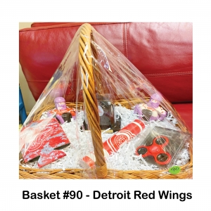 Alex Delvecchio Signed Puck, Diztractor Spinner, Drink Coozie, Octopi Salt & Pepper Shakers, Red Wings Wallpaper