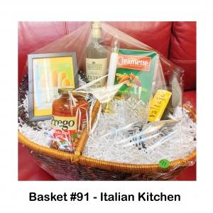 $25 Olive Garden Gift Card, 2 Crystal Glasses, Black Ceramic Bowl, Candle, Noodles, Olive Oil, Prego Sauce, Valtojo Red Wine