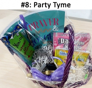 iTunes Gift Card, Book, Bookmark, Pen, Party Tyme Karaoke, Karaoke Series - Teen Beach Movie, Headband  Total Basket Value: $62.00